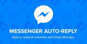 Facebook Messenger Auto-Reply v2.5