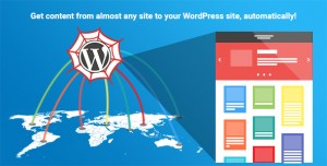 WP Content Crawler v1.10.0 - Get content from almost any site