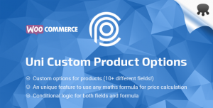 Uni CPO v4.6.13 - WooCommerce Options and Price Calculation Formulas