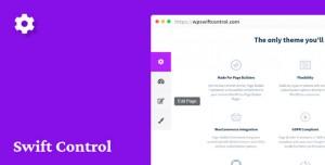 WP Swift Control PRO v1.3