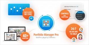 Portfolio Manager Pro v3.0 - Responsive Portfolio & Gallery