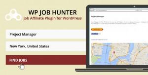 WP Job Hunter v1.9.3 - WordPress Job Board Plugin