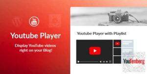 Youtenberg v1.0.2 - Gutenberg YouTube Player with Playlist