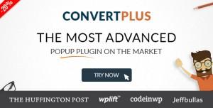 ConvertPlus v3.5.2 - Popup Plugin For WordPress