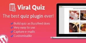 Wordpress Viral Quiz v4.0 - BuzzFeed Quiz Builder