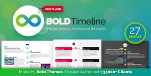 Bold Timeline v1.0.2 - WordPress Timeline Plugin