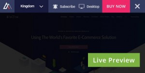 Live Preview Switch Bar for WordPress v2.0