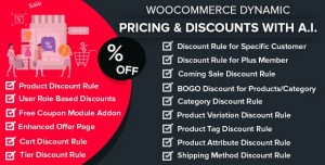 WooCommerce Dynamic Pricing & Discounts with AI v1.4.1