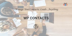 WP Contacts v3.2.7 - Contact Management Plugin