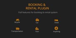 BRW v1.1.0 - Booking Rental Plugin WooCommerce