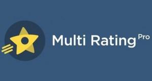 Multi Rating Pro v5.5.1 - WordPress Plugin