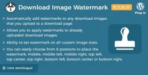 Easy Digital Downloads - Download Image Watermark v1.0.11