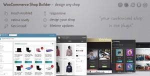 WooCommerce shop page builder v1.30