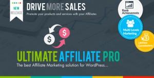 Ultimate Affiliate Pro WordPress Plugin v5.6.1