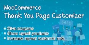 WooCommerce Thank You Page Customizer v1.0.4.2