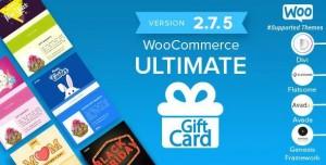 WooCommerce Ultimate Gift Card v2.7.4