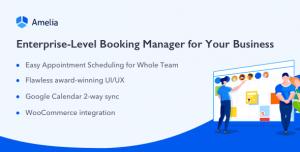 Amelia v2.3.2 - Enterprise-Level Appointment Booking