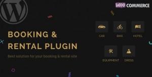 RnB v9.0.5 - WooCommerce Rental & Bookings System