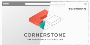 Cornerstone v4.1.0 - The WordPress Page Builder