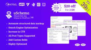 uSchema v2.0.0 - Ultimate Rich Data Schema for WordPress