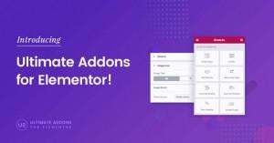 Ultimate Addons for Elementor v1.20.0