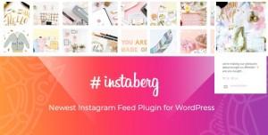 Instaberg v1.0 - Instagram Feed Gallery - Gutenberg Block