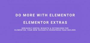 Elementor Extras v2.2.10 - Do more with Elementor