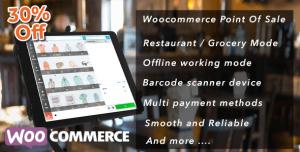 Openpos v3.9.0 - WooCommerce Point Of Sale (POS)