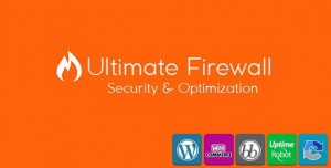 WP Ultimate Firewall v1.9.0 - Performance & Security