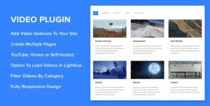 Sortable Video Embed v2.0.0 - WordPress Plugin