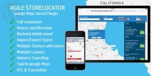 Store Locator (Google Maps) For WordPress v4.5.7
