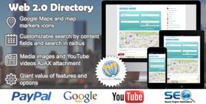 Web 2.0 Directory plugin for WordPress v2.5.0
