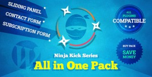 Ninja Kick Series v1.3.7 - All in One Pack