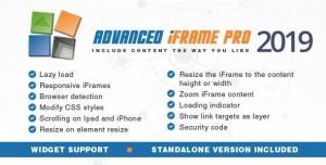 Advanced iFrame Pro v2019.8