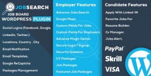 JobSearch - 1.3.9 - WP Job Board WordPress Plugin