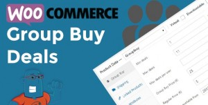 WooCommerce Group Buy and Deals v1.1.19 - Groupon Clone for Woocommerce