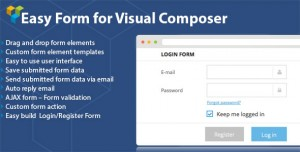 DHVC Form v2.2.33 - Wordpress Form for WPBakery Page Builder
