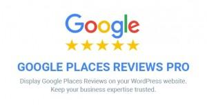 Google Places Reviews Pro v2.0 - WordPress Plugin