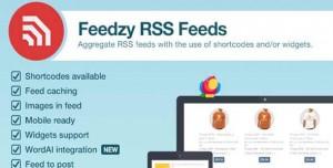 Feedzy v1.6.8 - RSS Feeds Premium WordPress Plugin