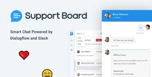 Support Board v3.0.7 - Chat PHP Wordpress Plugin