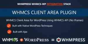 WHMCS Client Area for WordPress by WHMpress v3.3