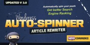Wordpress Auto Spinner 3.7.0 - Articles Rewriter