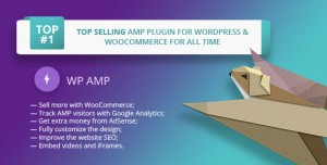 WP AMP v9.2.7 - Accelerated Mobile Pages for WP and WooCommerce