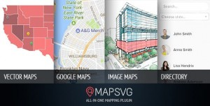 MapSVG v5.7.10 - The last WordPress map plugin you'll ever need