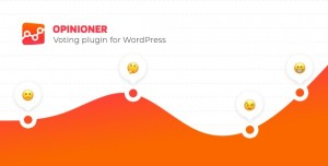 Opinioner v1.0.0 - WordPress voting plugin