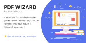 PDF To FlipBook Extension v3.1