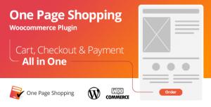 WooCommerce One Page Shopping v2.5.29