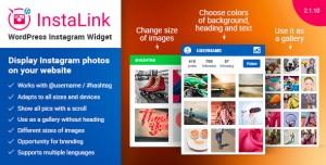 Instagram Widget v2.2.1 - Instagram for WordPress