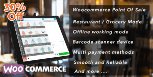 Openpos v3.4.0 - WooCommerce Point Of Sale (POS)