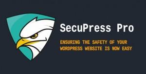 SecuPress Pro v1.4.9.4 - Premium WordPress Security Plugin